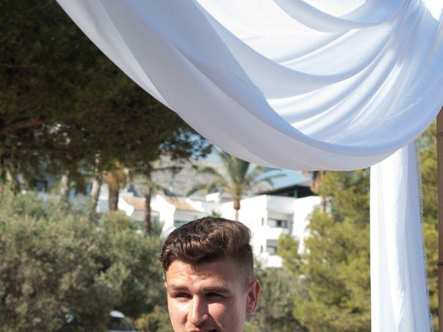La boda de Liam y Joanne en Altea, Alicante 56