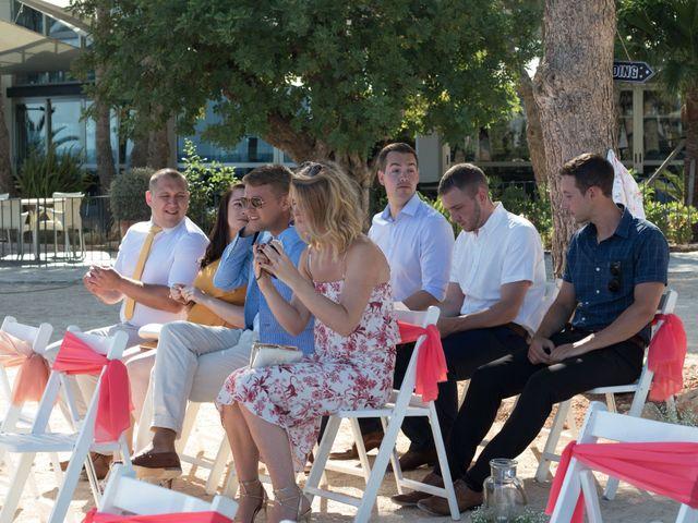 La boda de Liam y Joanne en Altea, Alicante 62