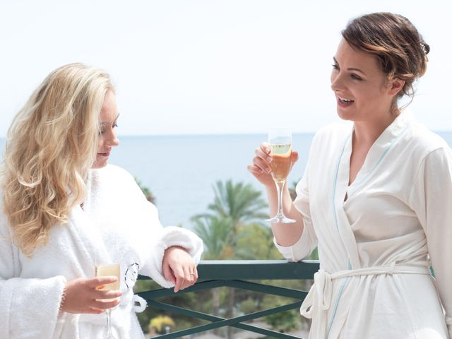 La boda de Liam y Joanne en Altea, Alicante 78