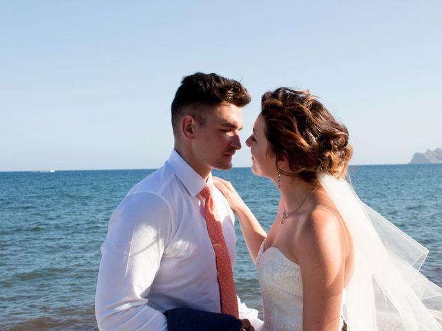 La boda de Liam y Joanne en Altea, Alicante 89