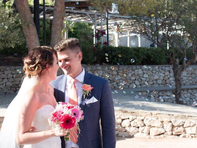 La boda de Liam y Joanne en Altea, Alicante 92
