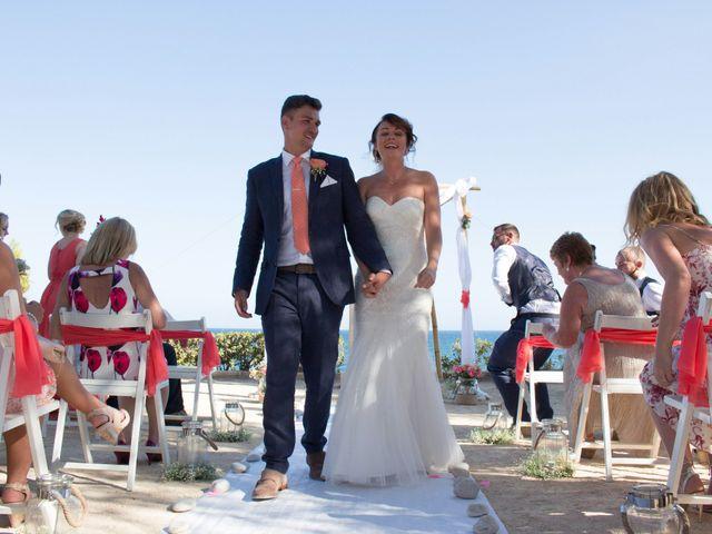La boda de Liam y Joanne en Altea, Alicante 97