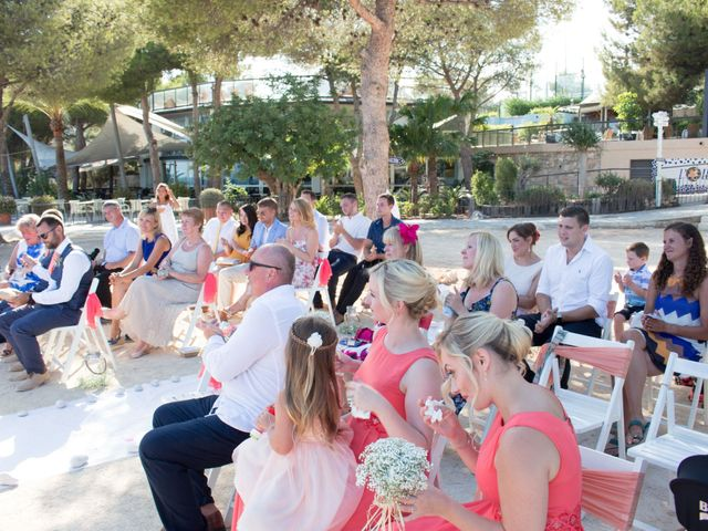 La boda de Liam y Joanne en Altea, Alicante 99