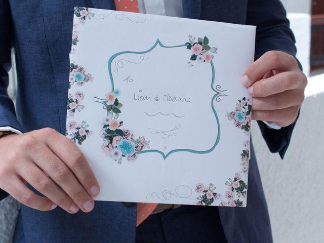 La boda de Liam y Joanne en Altea, Alicante 102