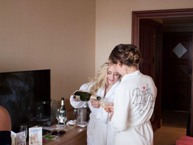 La boda de Liam y Joanne en Altea, Alicante 112