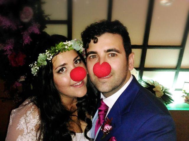 La boda de Montse y Luis