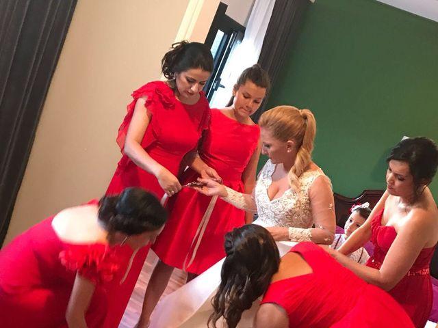 La boda de Moli y Yasmi  en Santa Brigida, Las Palmas 3