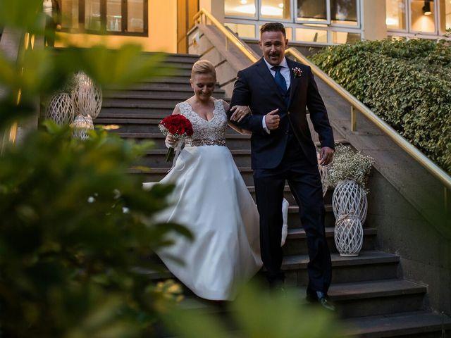 La boda de Moli y Yasmi  en Santa Brigida, Las Palmas 2