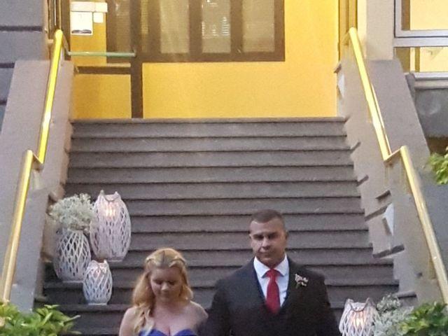 La boda de Moli y Yasmi  en Santa Brigida, Las Palmas 4
