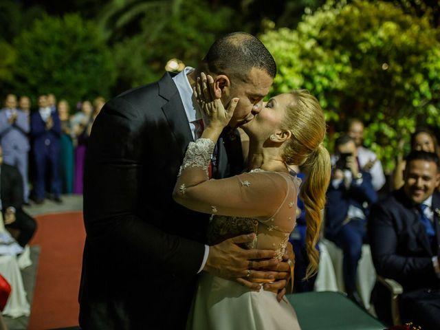 La boda de Yasmi  y Moli