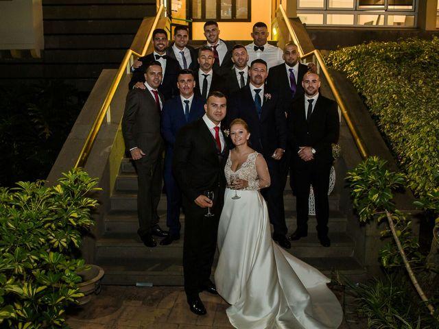 La boda de Moli y Yasmi  en Santa Brigida, Las Palmas 5
