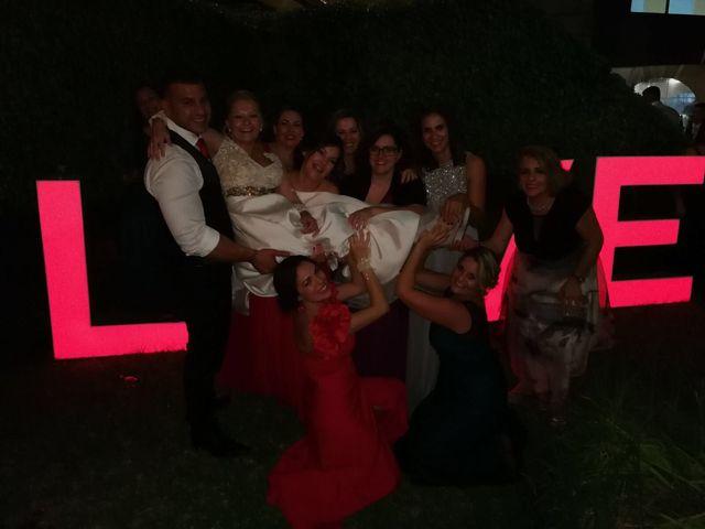 La boda de Moli y Yasmi  en Santa Brigida, Las Palmas 10