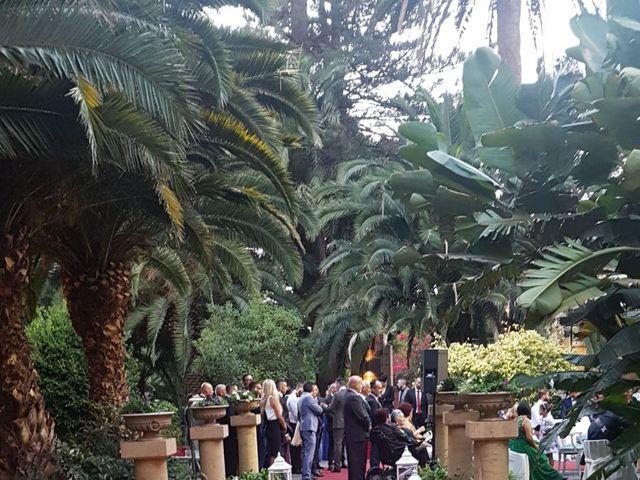 La boda de Moli y Yasmi  en Santa Brigida, Las Palmas 13