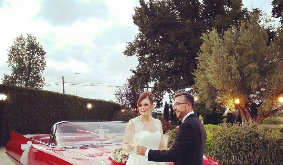 La boda de David y Noelia  en La Pobla De Farnals, Valencia