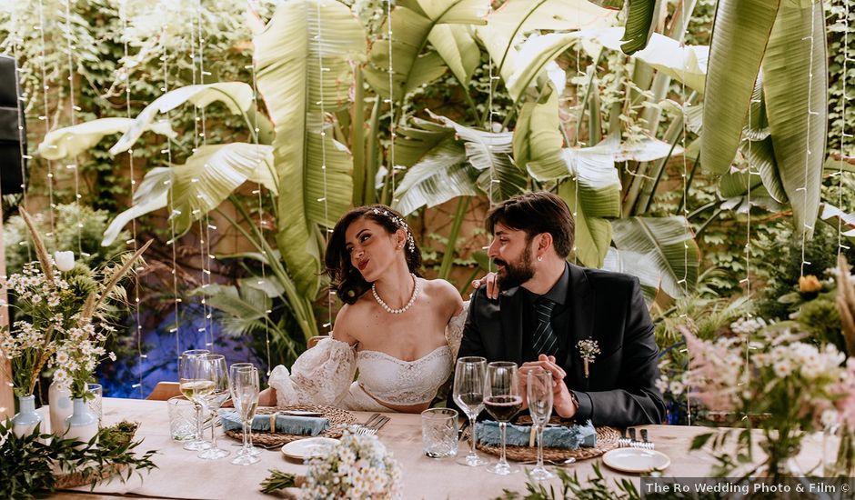 La boda de Ciro y Simona en Alacant/alicante, Alicante