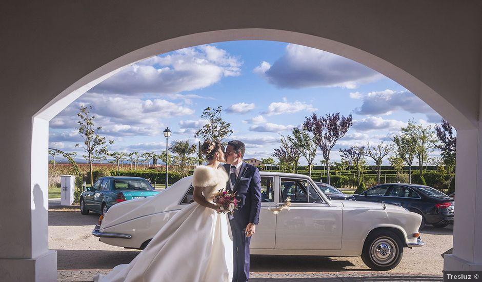 La boda de Manolo y Mary en Peñaranda De Bracamonte, Salamanca