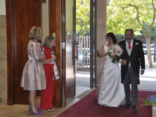 La boda de Mamen y Marcos 1