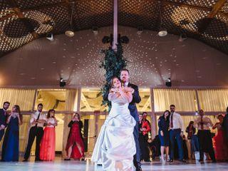 La boda de Eva y Tomas