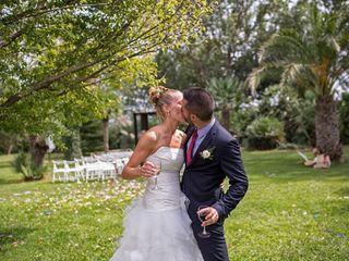 La boda de Eva y Gerard