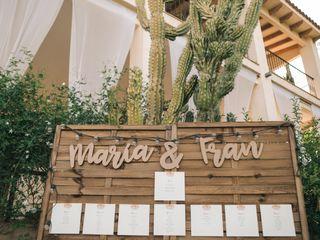 La boda de María y Fran 2