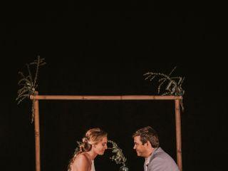 La boda de Celina y Andres