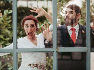 La boda de Carlos y Iciar 2