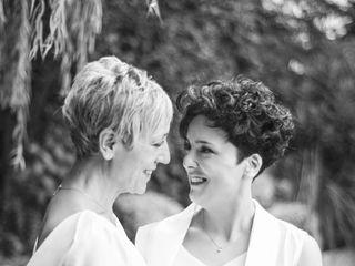 La boda de Cristina y Antonia 1