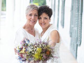 La boda de Cristina y Antonia