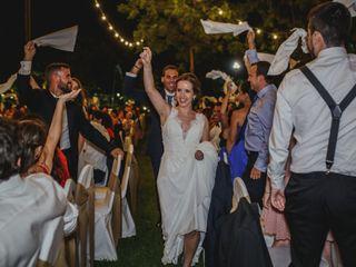La boda de Melania y Quini 1
