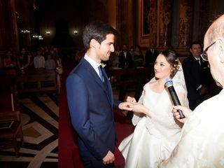 La boda de Irene y Josep 1