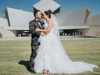 La boda de Raúl y Paula