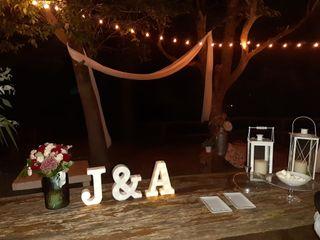 La boda de Alba y Jaume 3