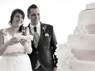 La boda de Maricarmen y Luis