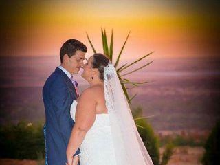 La boda de Maleni y Jesús  1