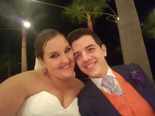 La boda de Maleni y Jesús