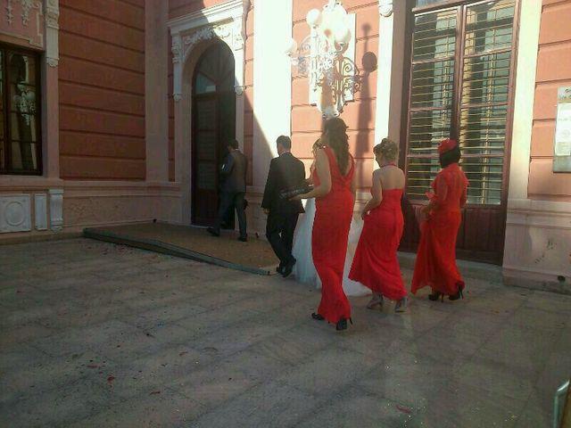 La boda de Álvaro y Almudena en Ciudad Real, Ciudad Real 1