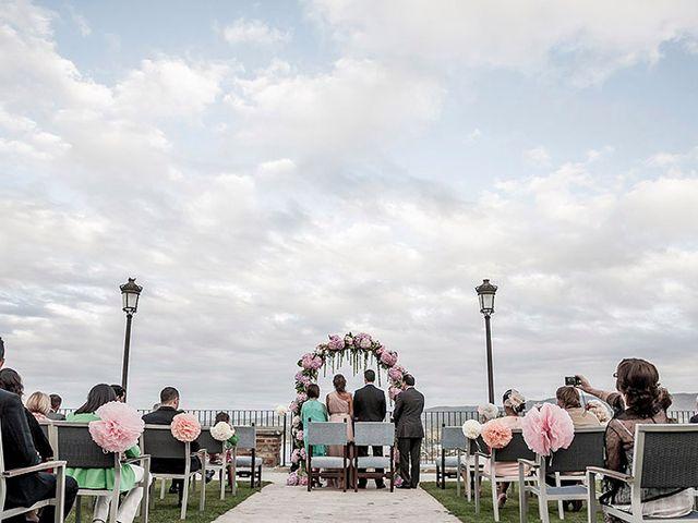 La boda de Luis y Silvia en Ribadeo (Casco Urbano), Lugo 9