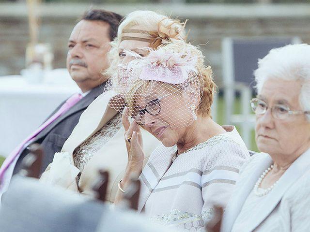 La boda de Luis y Silvia en Ribadeo (Casco Urbano), Lugo 11