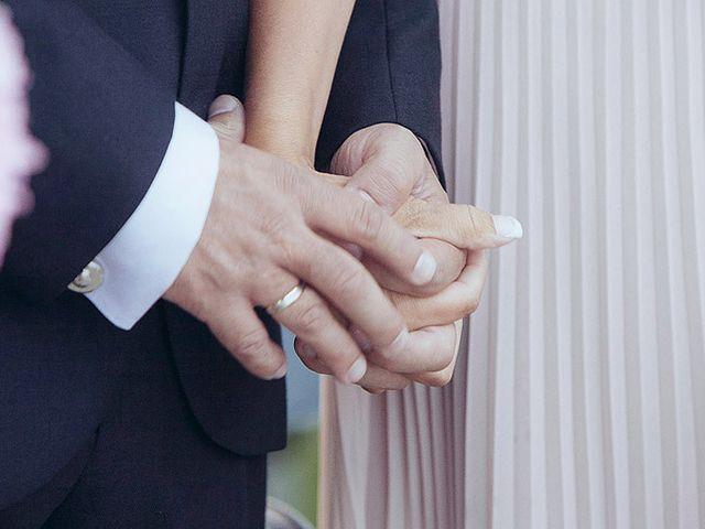 La boda de Luis y Silvia en Ribadeo (Casco Urbano), Lugo 12