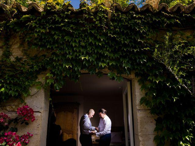 La boda de Alex y Ana en Valverdon, Salamanca 6