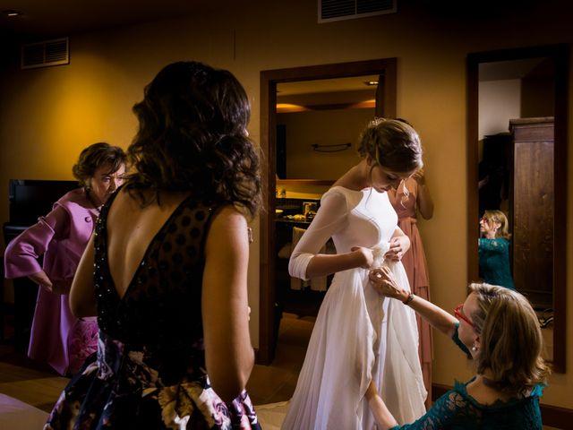 La boda de Alex y Ana en Valverdon, Salamanca 10