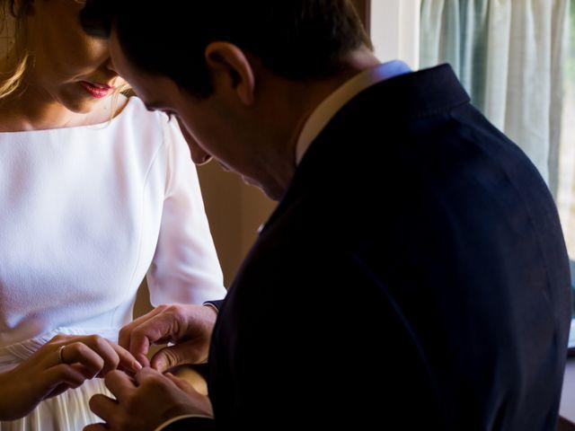 La boda de Alex y Ana en Valverdon, Salamanca 12