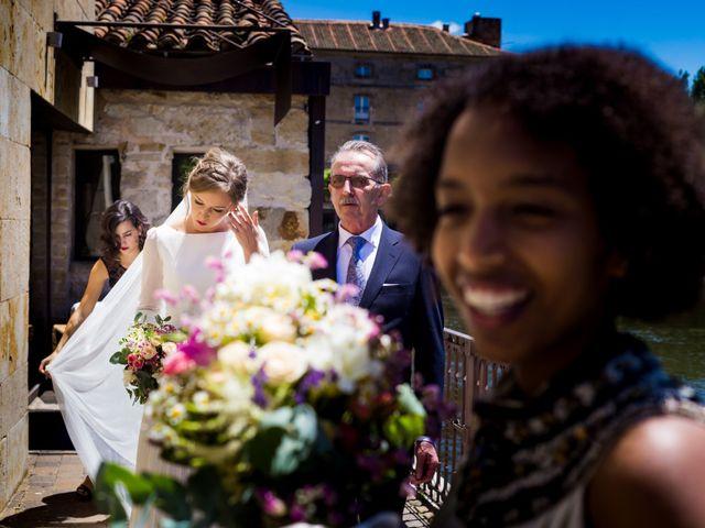 La boda de Alex y Ana en Valverdon, Salamanca 1