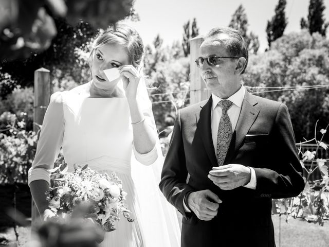 La boda de Alex y Ana en Valverdon, Salamanca 14