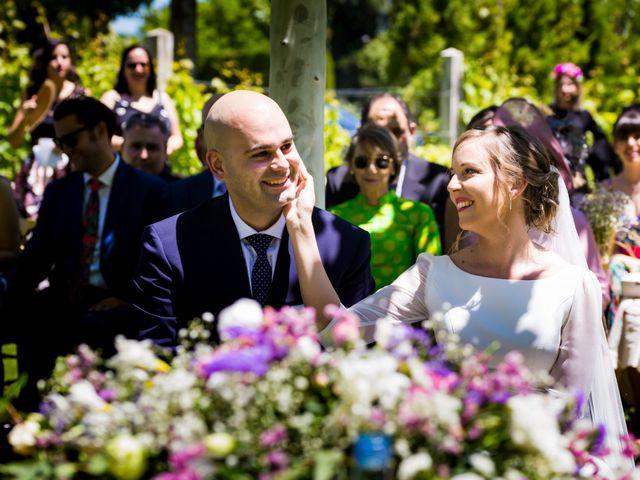 La boda de Alex y Ana en Valverdon, Salamanca 15