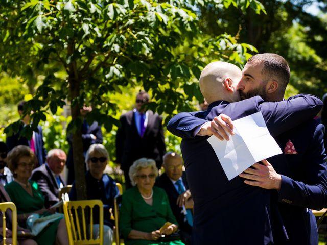 La boda de Alex y Ana en Valverdon, Salamanca 16