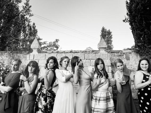 La boda de Alex y Ana en Valverdon, Salamanca 17