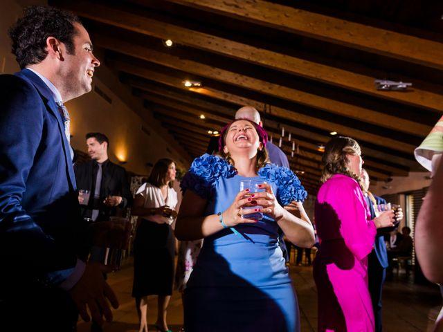La boda de Alex y Ana en Valverdon, Salamanca 20