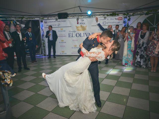 La boda de Toni y Patricia en Guadalajara, Guadalajara 34