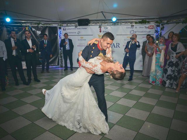 La boda de Toni y Patricia en Guadalajara, Guadalajara 35
